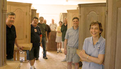 Testimonials About Our Woodworking School Lonnie Bird