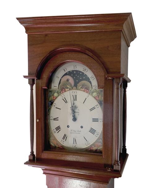 Clay--clock-500wr